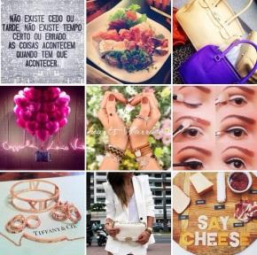 Minha semana Instagram:@blogdaaleserra