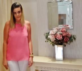 Meu Look: Pink + White para World Company