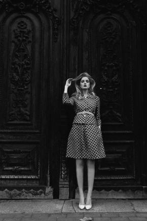 Street Style: Reinventando os anos50