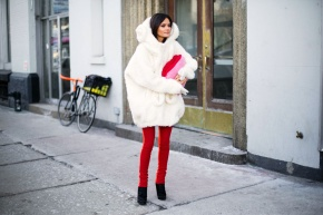 Winter Fashion: Street Style NY