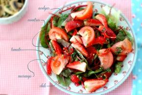 Receita: Salada Chili