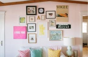 Decor: Apartamento feminino