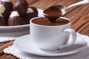 Receita: Chocolate Quente